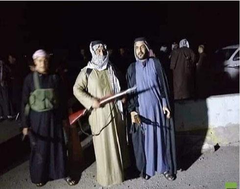 """العشائر تقيم نقاط تفتيش لمنع دخول """"مجهولين"""" إلى محافظة ذي قار العراقية"""