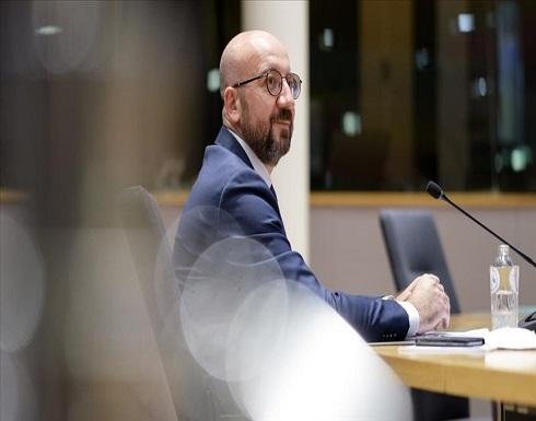 رئيس المجلس الأوروبي يجري مباحثات مع علييف وباشينيان