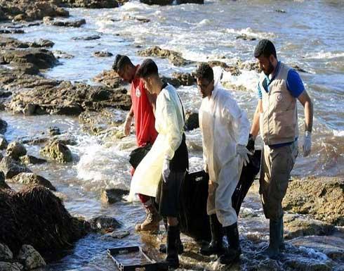 خفر السواحل التونسي ينتشل 21 جثة بعد غرق زورق مهاجرين قبالة صفاقس