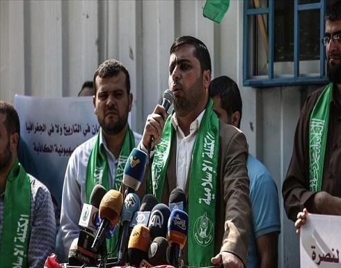 """حماس تدعو لتصعيد """"المقاومة الشعبية"""" أمام الاستيطان الإسرائيلي"""
