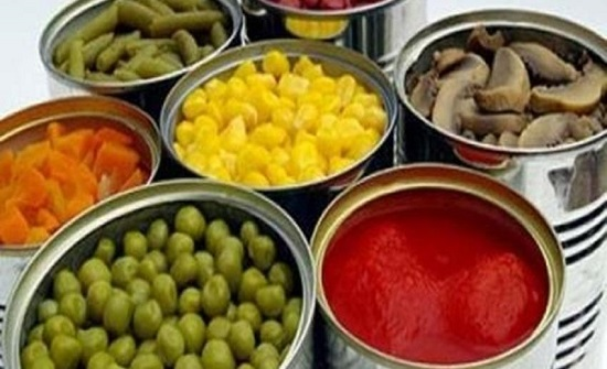 مخاطر العلب المعدنية على صحة الجسم