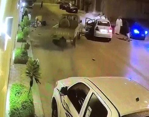 فيديو| إطلاق نار ودهس بالسيارات في مشاجرة بالرياض