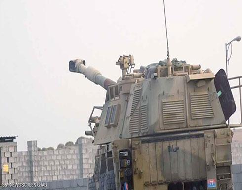 مدفعية التحالف تدك مواقع الحوثيين جنوبي الحديدة