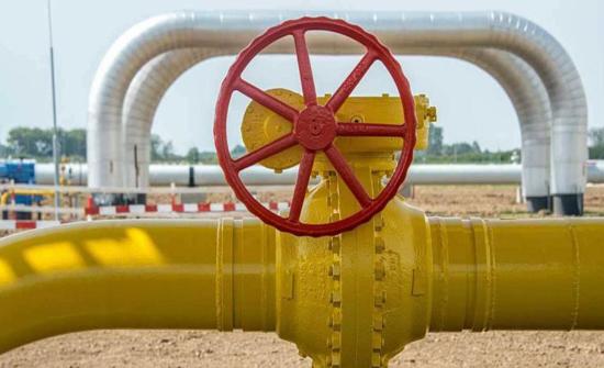بدء الضخ التجريبي لغاز شركة نوبل مطلع العام المقبل في الاردن