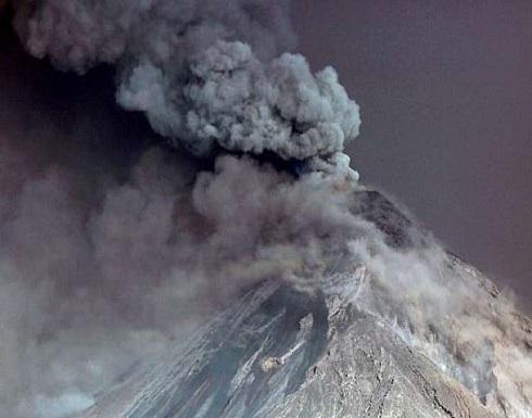 """العلماء """"يفجرون بركانا"""" هائلا لمكافحة الاحترار العالمي"""