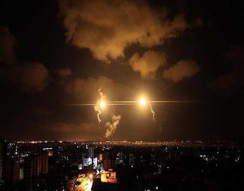 الجيش الإسرائيلي يزعم إطلاق صاروخ من غزة