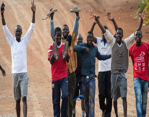 انتشال جثث مهاجرين أفارقة بسواحل المغرب