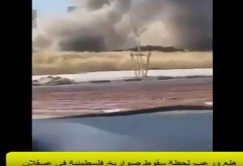 شاهد :  لحظة بكاء وهلع جنود إسرائيليين أثناء قصفهم من غزة