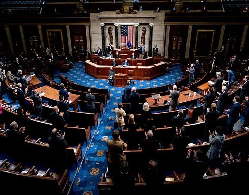 طرح مشروع بمجلس الشيوخ لوقف إطلاق النار بين الإسرائيليين والفلسطينيين