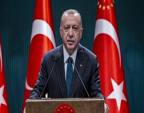 أردوغان يشكر الاردن و الدول المتضامنة مع تركيا عقب زلزال إزمير