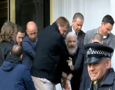 محكمة بريطانية ترفض طلب ترحيل جوليان أسانج إلى واشنطن
