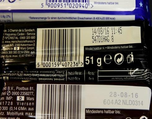 الملصقات الذكية.. هاتفك يجنبك التسمم ويكشف صلاحية المواد الغذائية