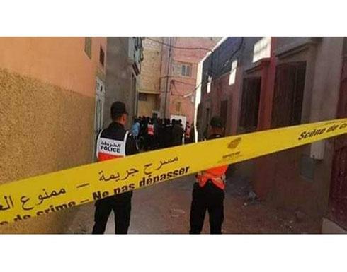 خمسيني يقتل زوجته أمام الناس وينتحر في دولة عربية