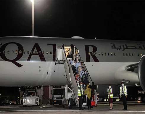 قطر تنظم رحلة خاصة لإجلاء 43 كندياً من أفغانستان بأمان