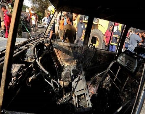 ارتفاع حصيلة قتلى قوات الأمن في تفجير الطارمية شمالي بغداد