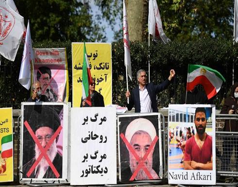 ظريف: إعدام المصارع الإيراني أفكاري كان لإدانته بالقتل وليس لدوره في احتجاجات