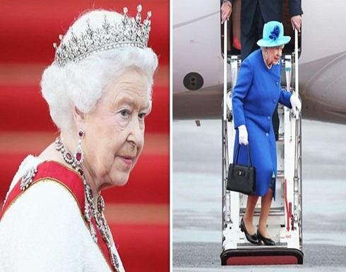 """""""الدماء"""" رفيق دائم للملكة إليزابيث في رحلاتها.. والسبب"""