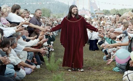 اعتقال الشخص الذي زعم انه المسيح في روسيا