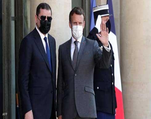 الدبيبة يناقش تعزيز التعاون الأمني في ليبيا مع ماكرون