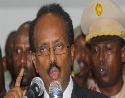 فرماجو يناشد العرب إرسال مساعدات عاجلة للصومال