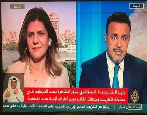 الجزيرة تعود للبث من مصر وتعين شيرين أبو عاقلة مراسلة من القاهرة