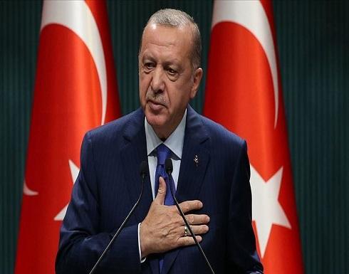 أردوغان يشكر رئيس الوزراء اليوناني لتضامنه مع تركيا عقب الزلزال