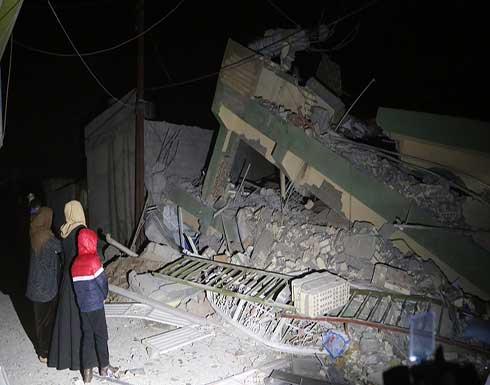 زلزال يهز العراق.. 400 قتيلا في إيران و6000 جريح
