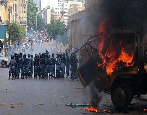 تقرير دولي صادم عن تعامل الأمن اللبناني مع المتظاهرين