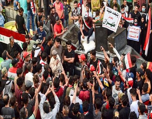 تجدد الاحتجاجات بالعراق.. إصابات بإطلاق للنار في بغداد