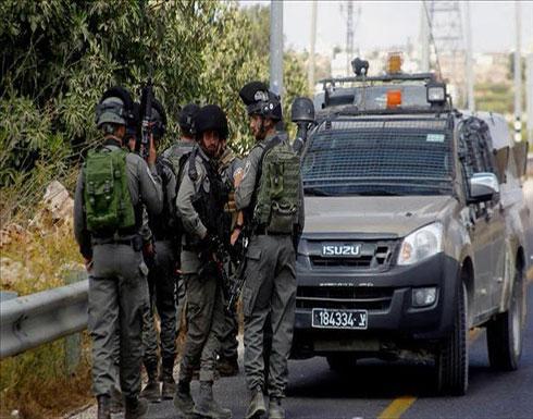 """القوات الإسرائيلية تغلق منطقة """"باب العامود"""" في القدس"""