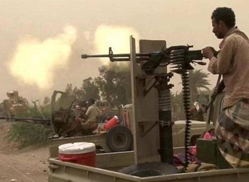 قوات الحزام الأمني تعلن تحرير قعطبة ومقتل قيادي حوثي بارز