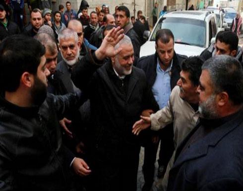 """""""حماس"""" تعلن حلّ اللجنة الإدارية في غزة وتوافق على إجراء انتخابات عامة"""