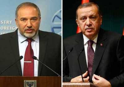 ليبرمان يُحرّض الوزراء الأوروبيين ويُطالبهم بتشديد سياسات الاتحاد الأوروبيّ تجّاه تركيّا
