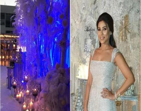 مهيرة عبد العزيز تحتفل بعيد ميلادها الـ38 بالرقص برفقة المشاهير .. شاهد
