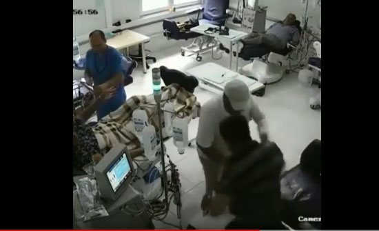 الصحة الأردنية :  الفيديو المنسوب لمستشفى البشير غير صحيح