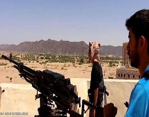 قتلى وجرحى وأسرى حوثيين في معارك مديرية عبس