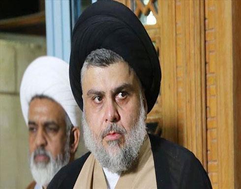 """العراق.. الصدر يدعو لعدم الزج بـ""""الحشد"""" في مواجهة الحراك"""