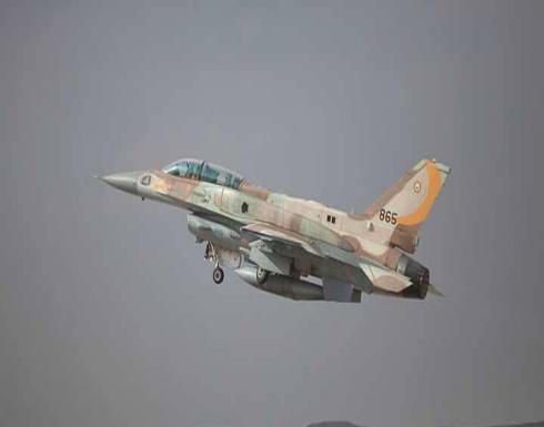 """إسرائيل تقتل مسلحين بـ""""ضربة جوية"""" على الجولان"""