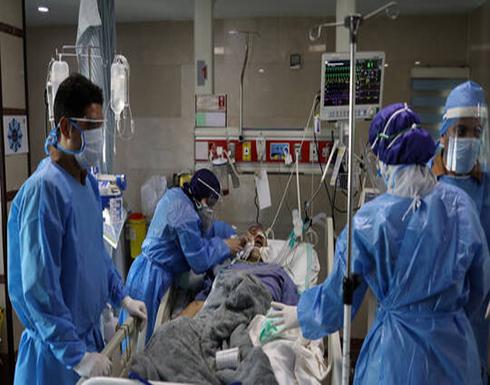 إيران تسجل ارتفاعا قياسيا في عدد الوفيات منذ بدء تفشي الوباء