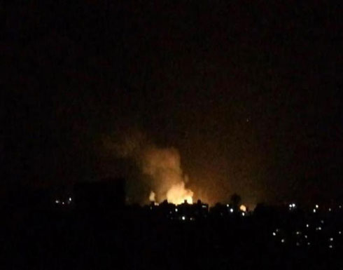 الغارات الإسرائيلية في سوريا «تكمل» اغتيال سليماني