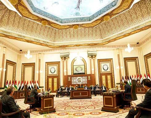 الكاظمي: يجب التنسيق بين بغداد وعمان و القاهرة لمواجهة التحديات