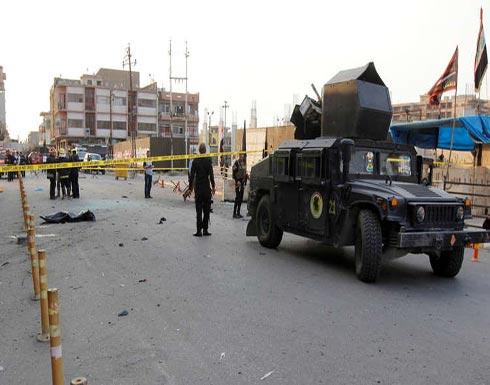 مسلحون يهاجون نقطة تفتيش للقوات العراقية في كركوك