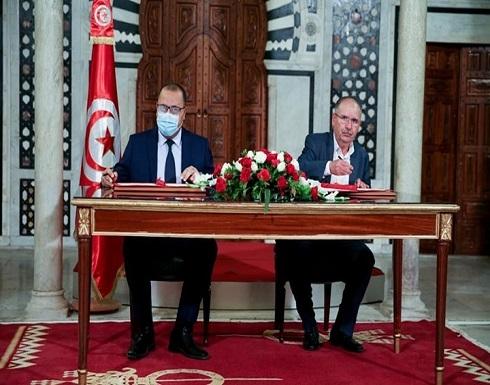 اتفاق بين المشيشي واتحاد الشغل لإصلاح 7 مؤسسات حكومية