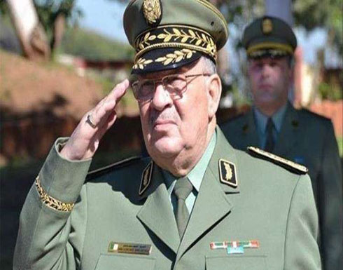وزارة الدفاع الجزائرية: نسعى لبناء جيش قوي وعصري