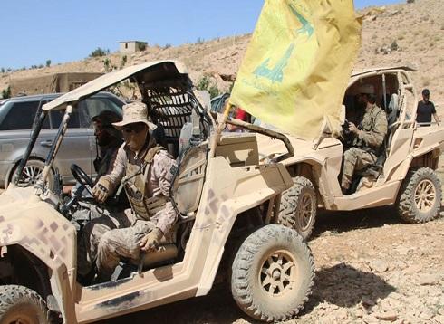 جيش العزة : حزب الله يشارك بمعارك كفر نبودة