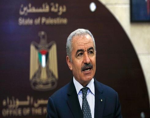 اشتيه يبحث مع المبعوث الأوروبي لعملية السلام ملف إعمار غزة وخلق مسار سياسي جاد