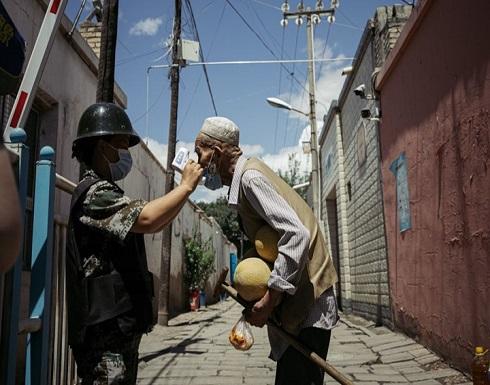 NYT: الصين تتبع إجراءات حبس جماعية للإيغور بسبب كورونا