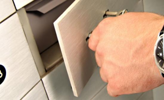 سرقة صندوق الأمانات في وزارة أردنية