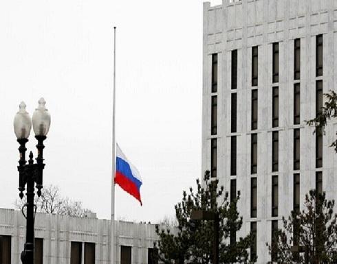"""سفارة روسيا ترد على اتهامات أمريكية بـ""""التدخل"""" في الانتخابات"""