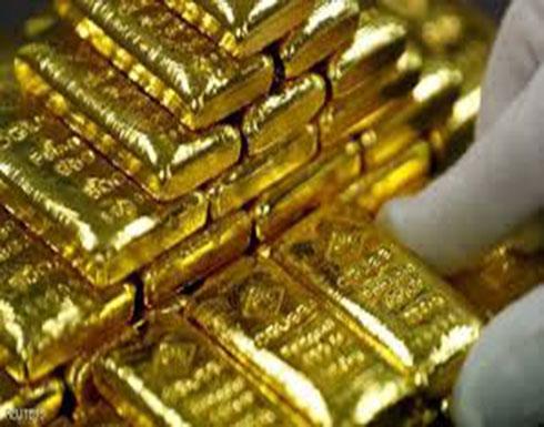"""الذهب ينخفض مع ارتفاع الدولار .. وترقب اجتماع """"الاحتياطي"""""""